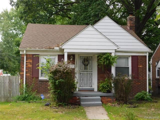 12803 Appleton, Detroit, MI 48223 (#219085304) :: The Buckley Jolley Real Estate Team