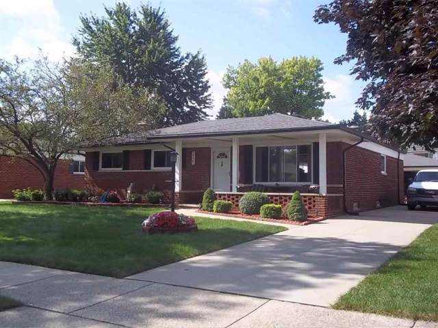 34641 Greentrees, Sterling Heights, MI 48312 (MLS #58031391499) :: The Toth Team