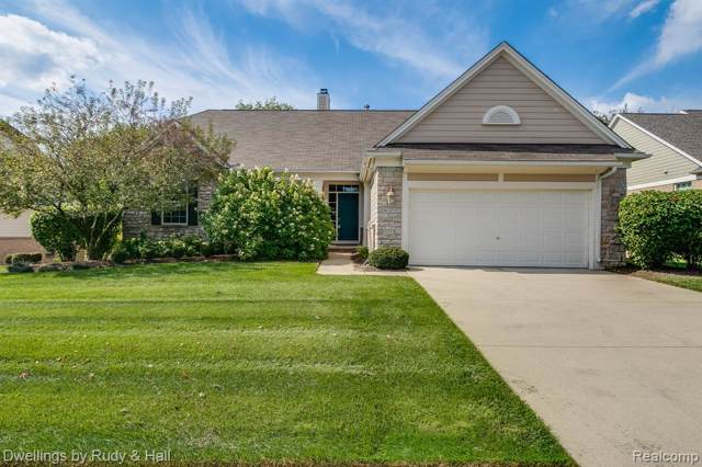 8573 New Haven Way, Canton Twp, MI 48187 (#219085323) :: The Buckley Jolley Real Estate Team