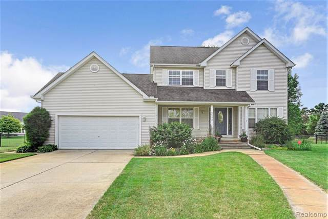 5532 Water Willow Drive, Genoa Twp, MI 48843 (#219085424) :: The Buckley Jolley Real Estate Team