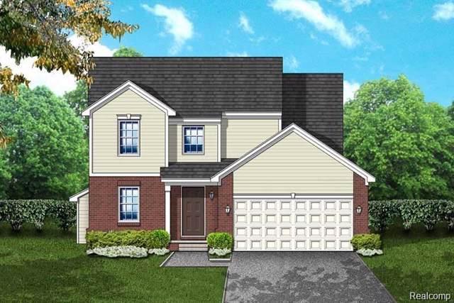 7090 Chandler Drive, Van Buren Twp, MI 48111 (#219085531) :: The Buckley Jolley Real Estate Team