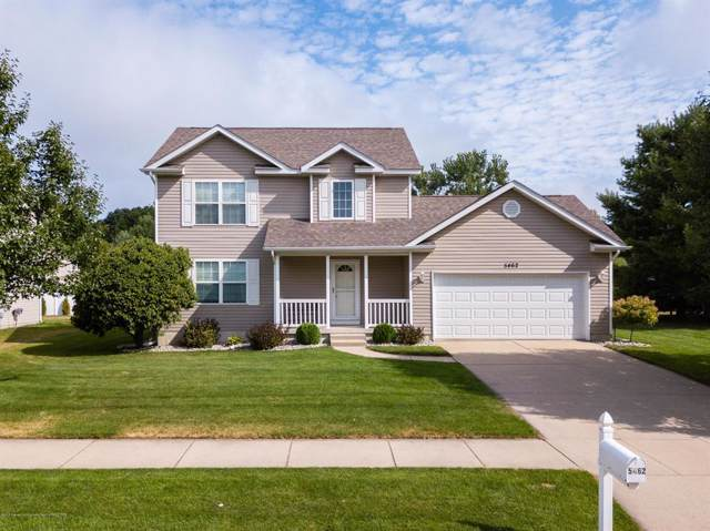 5462 Caplina Drive, Delhi Charter Twp, MI 48842 (MLS #630000240011) :: The Toth Team