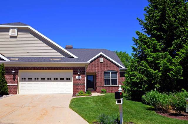 6191 Graebear Trail #11, Meridian Charter Twp, MI 48823 (#630000240013) :: The Mulvihill Group