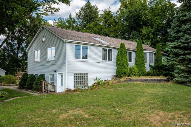7271 25 MILE Road, Shelby Twp, MI 48316 (#219085584) :: Springview Realty