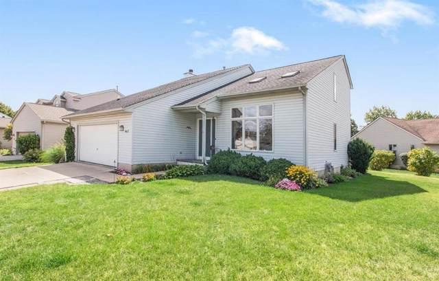 467 W Woodland West Drive, Saline, MI 48176 (#543268179) :: The Buckley Jolley Real Estate Team