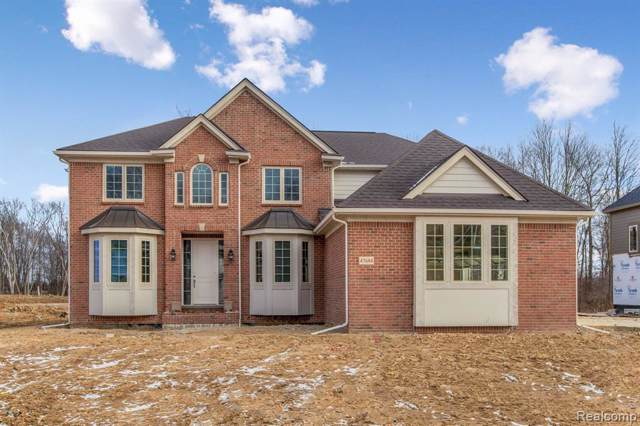 47589 Alpine Drive, Novi, MI 48374 (#219085624) :: Team Sanford