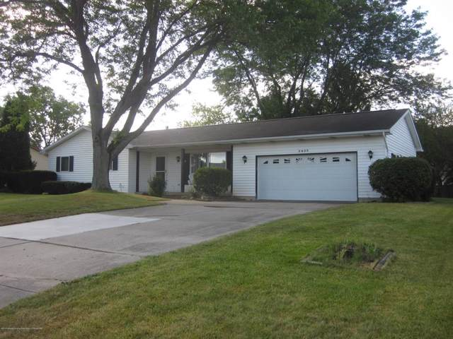 3435 Parkwood Drive, Dewitt Twp, MI 48820 (#630000240021) :: GK Real Estate Team
