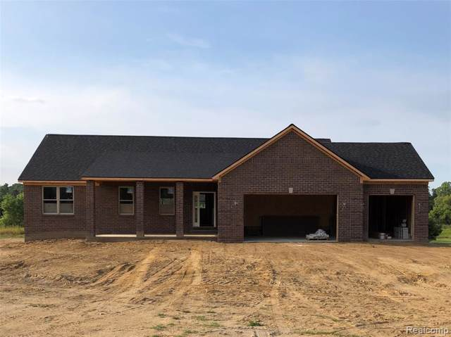6040 Bailey Park Drive, Imlay Twp, MI 48444 (MLS #219085659) :: The Toth Team