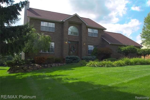 1717 Westview Trail, Hartland Twp, MI 48843 (#219085671) :: GK Real Estate Team