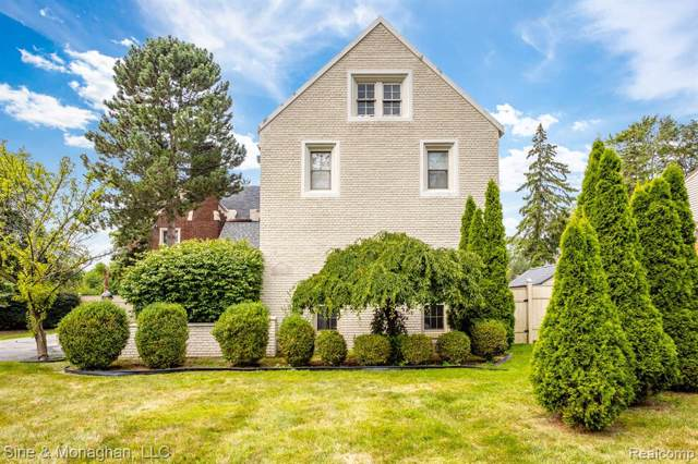 1001 Cadieux Road, Grosse Pointe Park, MI 48230 (#219085723) :: RE/MAX Classic