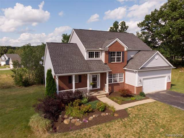 2720 Clivedon Rd Road, Marion Twp, MI 48843 (#219085734) :: The Buckley Jolley Real Estate Team