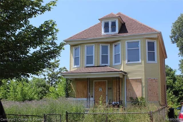2601 Harding Street, Detroit, MI 48214 (MLS #219085769) :: The Toth Team