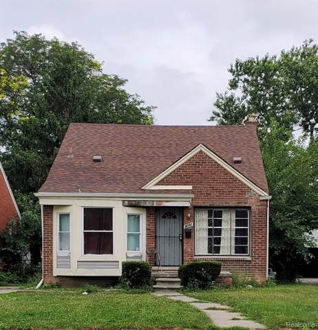 14141 Edmore Drive, Detroit, MI 48205 (MLS #219085777) :: The Toth Team