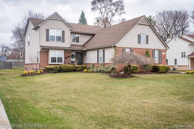 1934 Palmer Dr, Wixom, MI 48393 (#219085804) :: The Buckley Jolley Real Estate Team