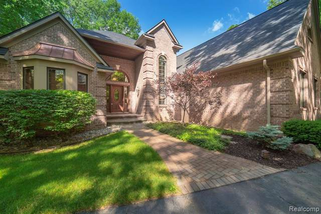 10005 Creekwood Trail, Springfield Twp, MI 48350 (#219085810) :: The Buckley Jolley Real Estate Team