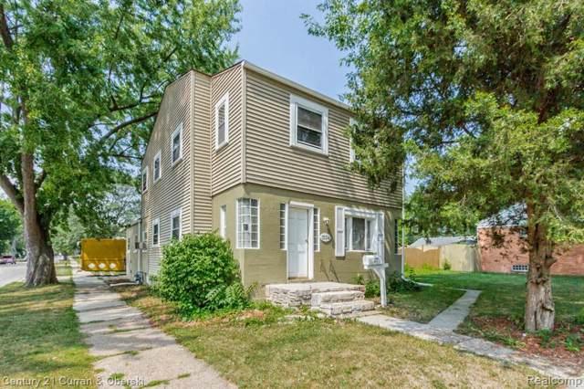 3134 Howard Street, Lincoln Park, MI 48146 (#219085852) :: The Buckley Jolley Real Estate Team