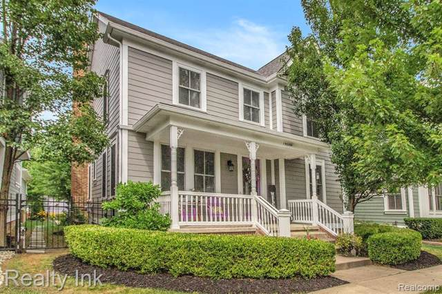 50290 Colonial Street, Canton Twp, MI 48188 (#219085862) :: RE/MAX Classic
