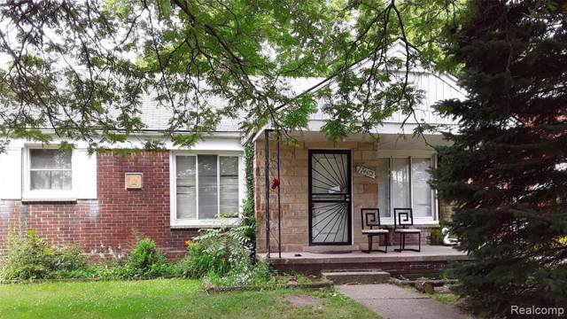 17403 Lenore, Detroit, MI 48219 (#219085873) :: The Buckley Jolley Real Estate Team