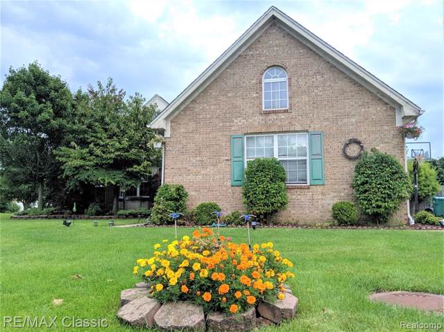32951 Kelly Boulevard, Brownstown Twp, MI 48173 (#219085989) :: RE/MAX Classic