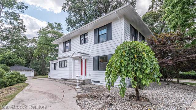 19 Norwich Road, Pleasant Ridge, MI 48069 (#219085991) :: RE/MAX Nexus
