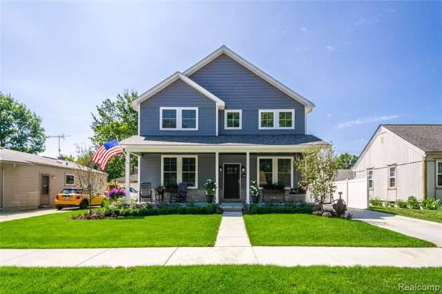 3083 Griffith Avenue, Berkley, MI 48072 (#219086008) :: The Buckley Jolley Real Estate Team