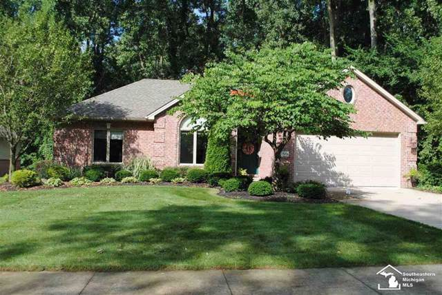 769 Central Park Blvd, Frenchtown Twp, MI 48162 (#57031391706) :: The Mulvihill Group