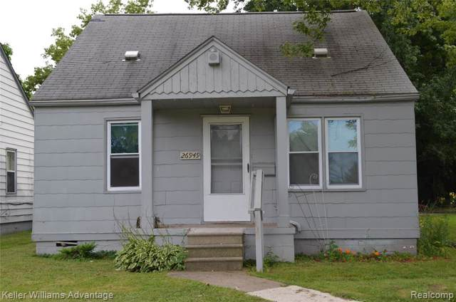 26949 Annapolis Street, Dearborn Heights, MI 48125 (#219086119) :: The Mulvihill Group