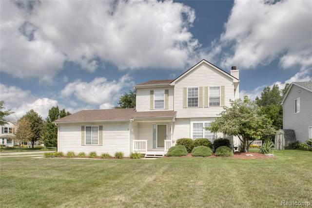 380 Inverness Drive, Oxford Twp, MI 48371 (#219086199) :: The Mulvihill Group