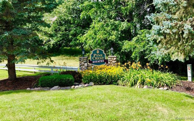 Parcel C Pinecrest Court, Dryden Twp, MI 48428 (#219086219) :: The Buckley Jolley Real Estate Team