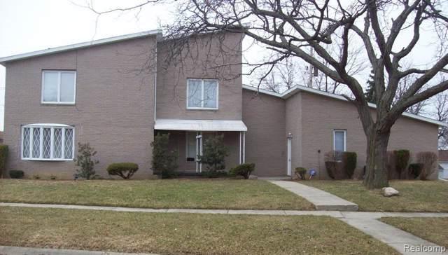 3217 Prospect Street, Flint, MI 48504 (#219086223) :: The Mulvihill Group