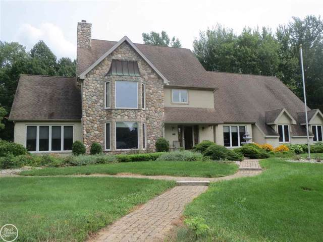 6218 Clover Lane, Bedford Twp, MI 48144 (#58031391759) :: The Mulvihill Group