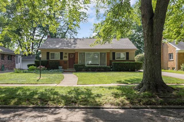 31095 W Rutland Street, Beverly Hills Vlg, MI 48025 (#219086283) :: Keller Williams West Bloomfield