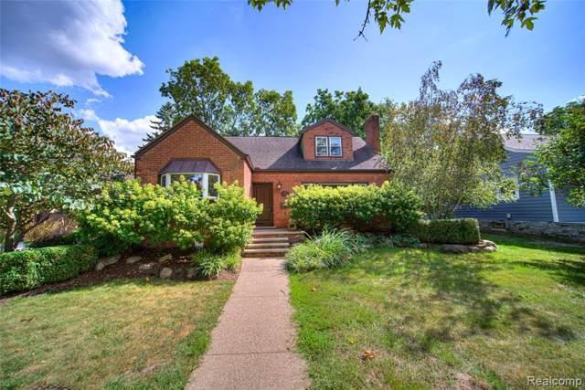 13321 Ludlow Avenue, Huntington Woods, MI 48070 (#219086305) :: Keller Williams West Bloomfield