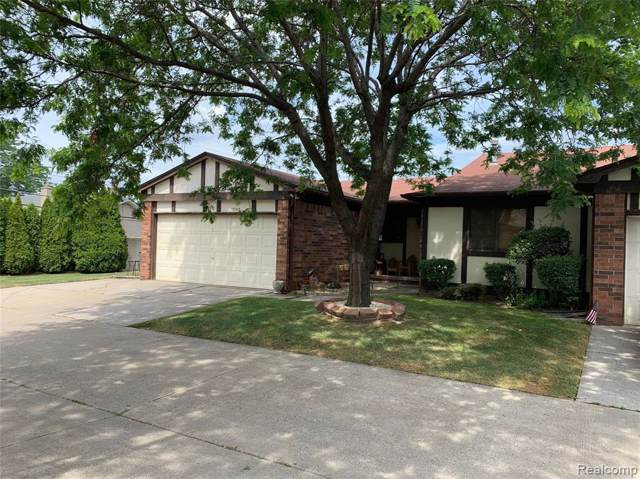 13513 Angela Drive, Warren, MI 48088 (#219086342) :: KNE Realty 360
