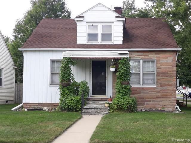 6700 Jackson Street, Taylor, MI 48180 (#219086371) :: KNE Realty 360