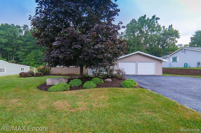 5228 Marconi Street, Independence Twp, MI 48348 (MLS #219086394) :: The Toth Team