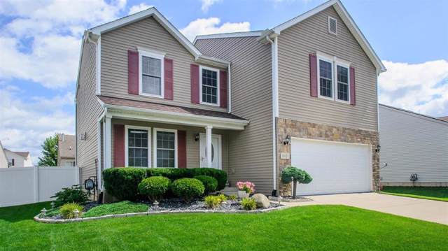 8621 Magnolia Way, Lima Twp, MI 48130 (#543268045) :: The Mulvihill Group