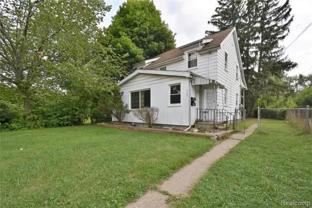 909 W Paterson Street, Flint, MI 48504 (#219086438) :: The Mulvihill Group
