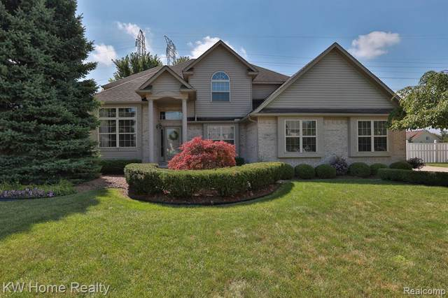 27067 Red Fox Trail, Brownstown Twp, MI 48134 (MLS #219086440) :: The Toth Team