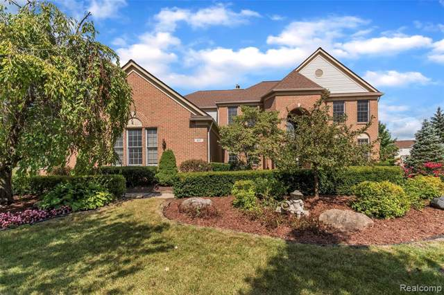 447 Waterview Court, Canton Twp, MI 48188 (#219086487) :: RE/MAX Classic