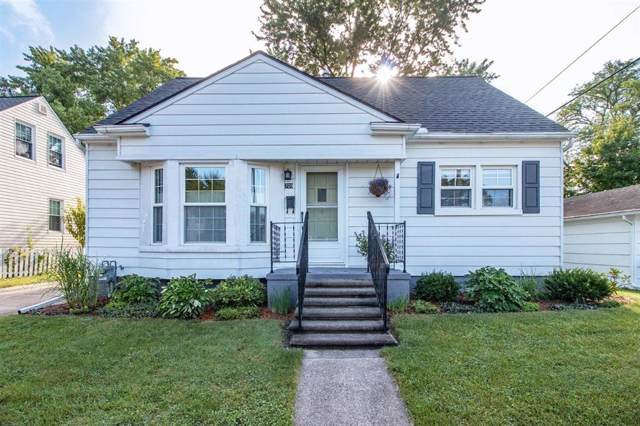 700 Duncan Street, Ann Arbor, MI 48103 (MLS #543268237) :: The Toth Team