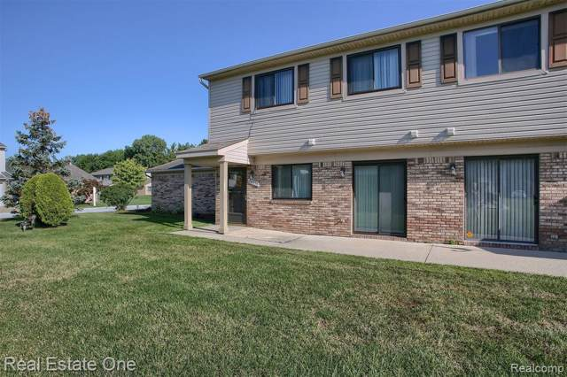 29354 Apple Garden Boulevard, Chesterfield Twp, MI 48047 (MLS #219086514) :: The Toth Team
