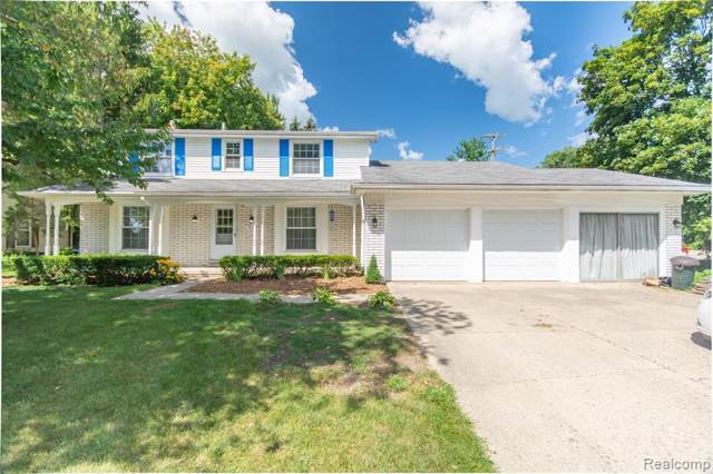 12275 Appletree Drive, Plymouth Twp, MI 48170 (#219086518) :: RE/MAX Classic