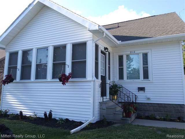 2114 Vermont Street, Saginaw, MI 48602 (#219086536) :: The Mulvihill Group