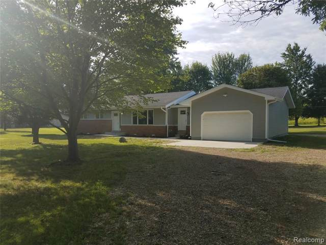 735 Columbiaville Road, Deerfield Twp, MI 48421 (#219086579) :: GK Real Estate Team