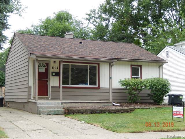 614 E Dallas Avenue, Madison Heights, MI 48071 (#219086583) :: RE/MAX Nexus