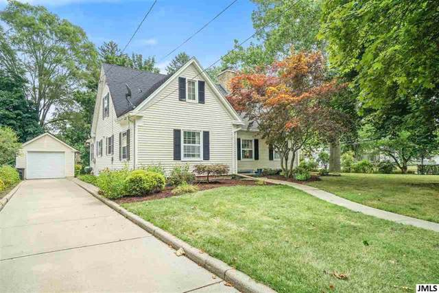 811 S Webster St, CITY OF JACKSON, MI 49203 (MLS #55201903087) :: The Toth Team