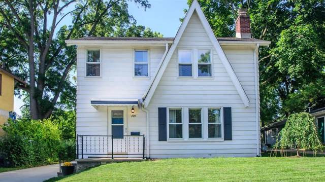1919 Dexter Avenue, Ann Arbor, MI 48103 (MLS #543268262) :: The Toth Team