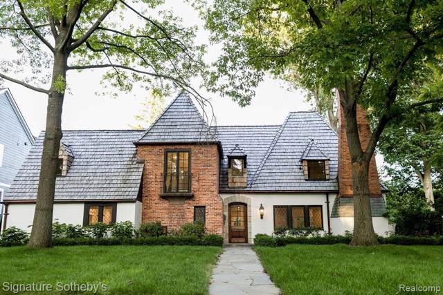 420 Suffield Avenue, Birmingham, MI 48009 (#219086614) :: Keller Williams West Bloomfield