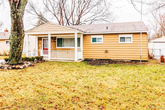 23096 Lauren Ave Avenue, Warren, MI 48089 (#219086616) :: RE/MAX Classic